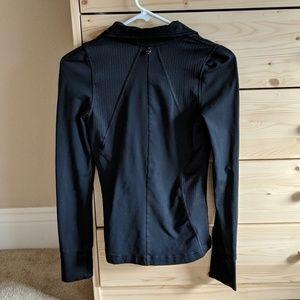 Lorna Jane Jackets & Coats - Blacj jacket with mesh panels